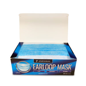 3ply disposable mask