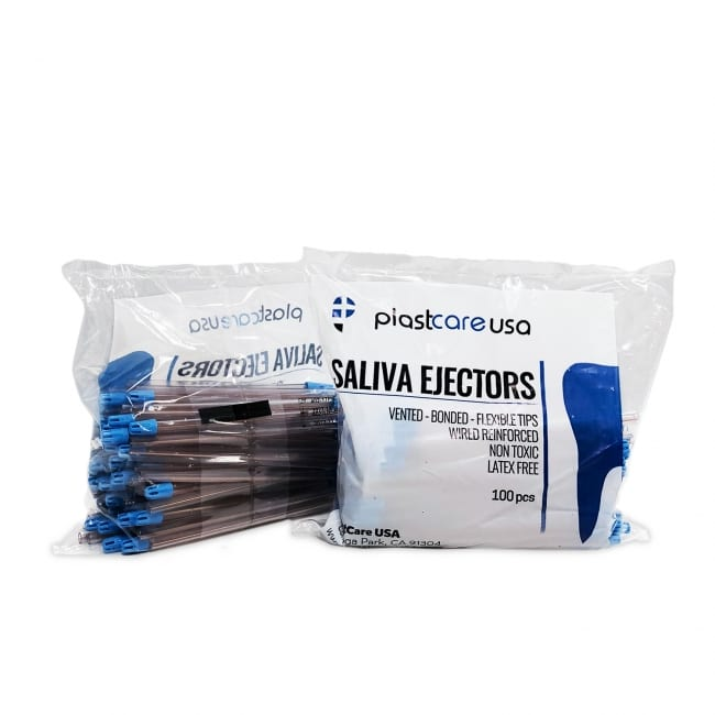 Saliva Ejectors - Clear