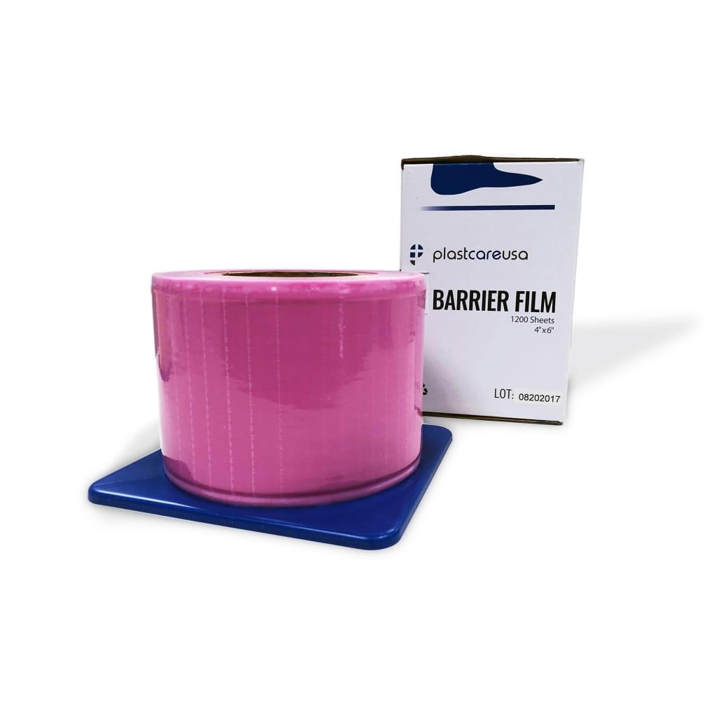 Pink Barrier Film