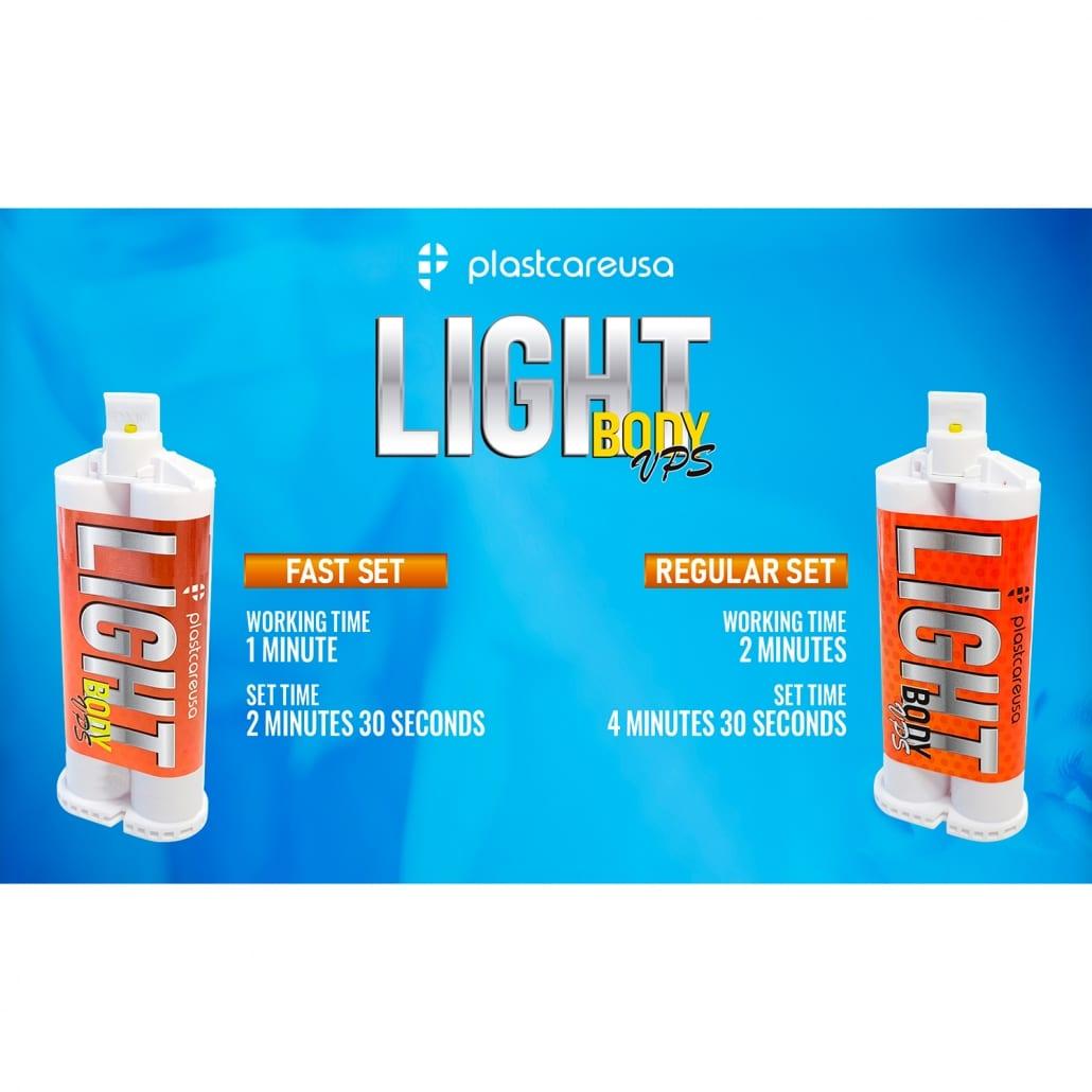 VPS Impression Material - Light
