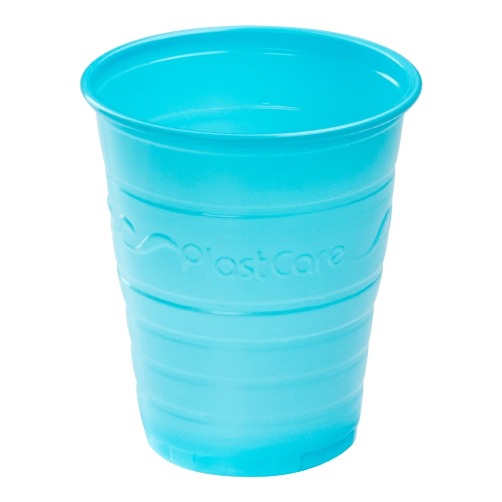 Patient Rinse Cups (5 Oz) Blue