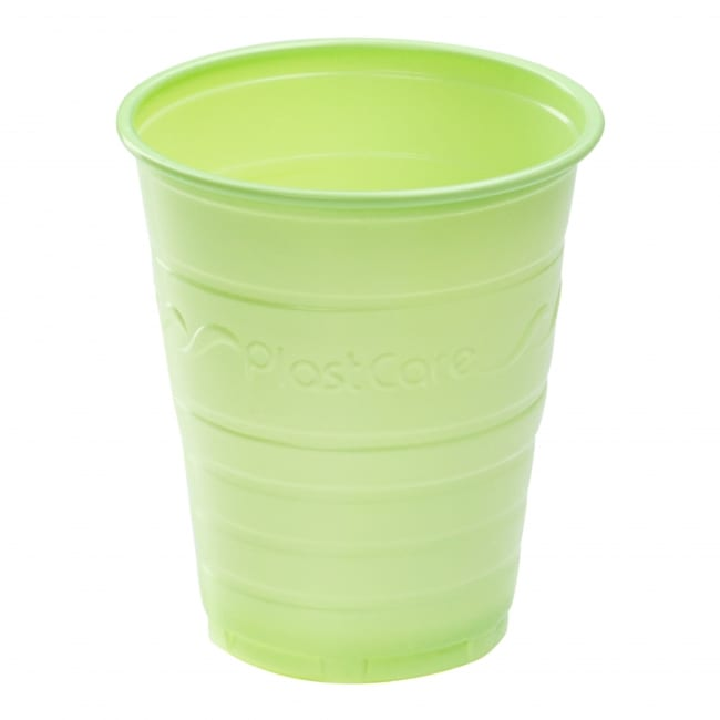 Patient Rinse Cups (5 Oz) Green