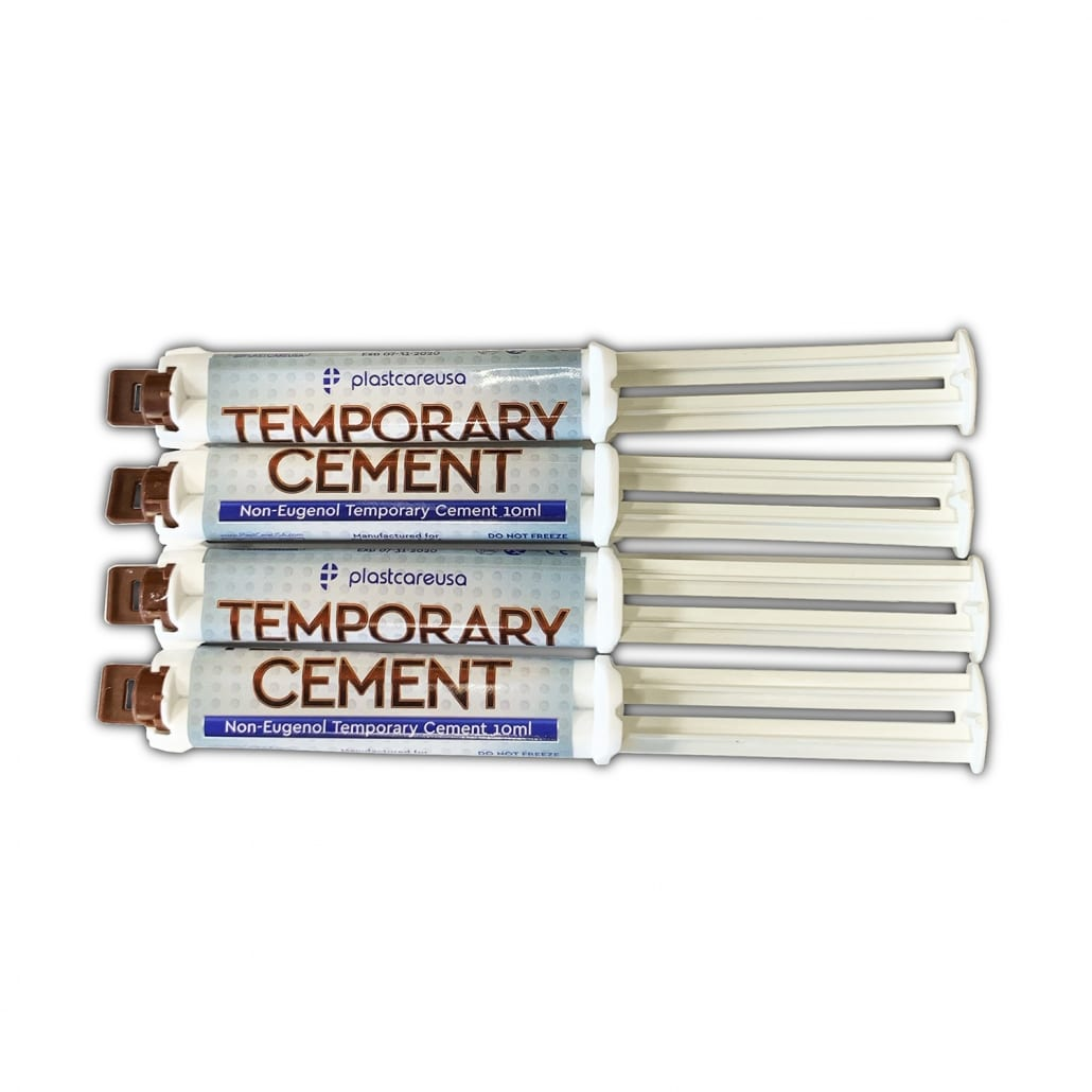 Temporary Cement Non-Eugenol 10mL Syringe